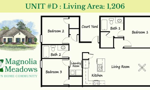 Townhome Style D